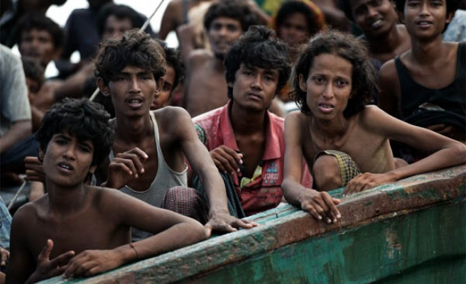 5 Rohingya trafficking victims jailed in Myanmar