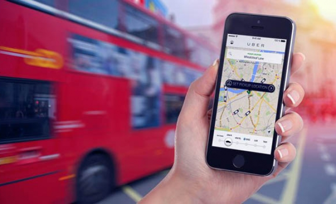 Uber loses UK legal battle over drivers' rights