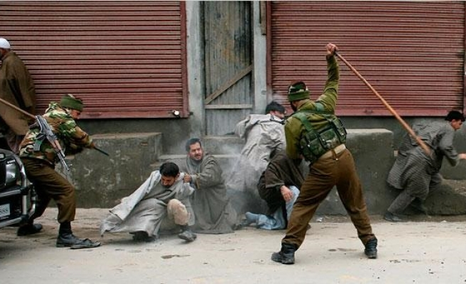 Violence against Muslims in Kashmir continues