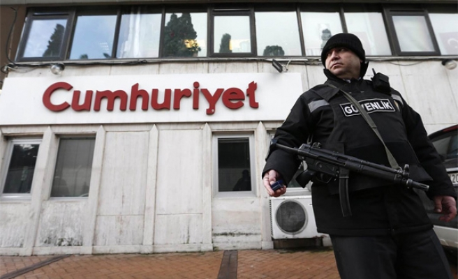 Cumhuriyet CEO Atalay detained in Istanbul