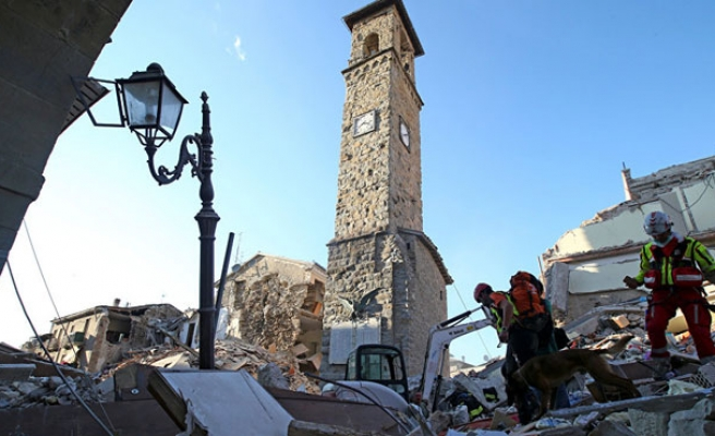 Fears in Italy with more earthquakes to come