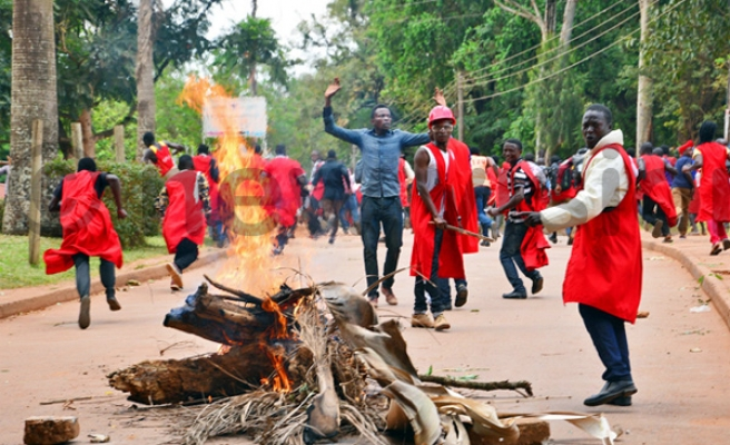 Another 25 bodies found after Uganda clashes