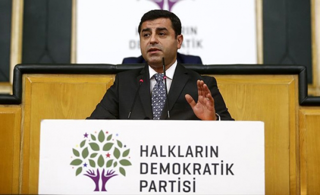 Turkey: HDP co-chair jailed in terror investigation