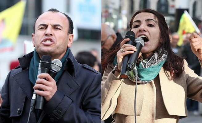 2 wanted Kurdish opposition in Belgium safe haven