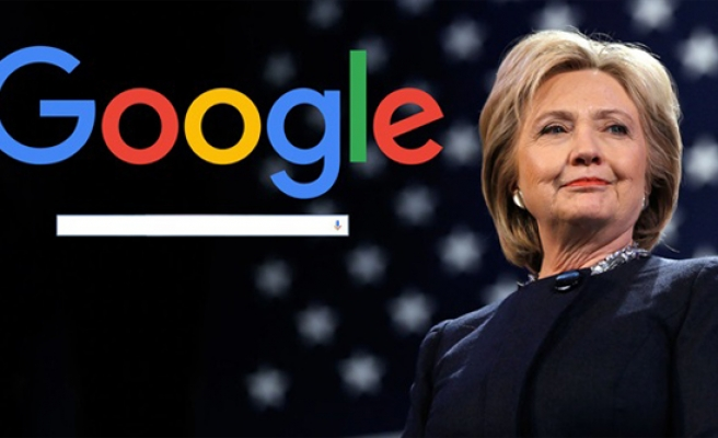 How Google's Page Algorithm helps Hillary...