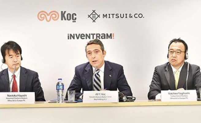 Japan's Mitsui partners with Turkey's Inventram