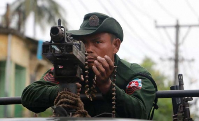Myanmar: Northern rebels want China as peace negotiator