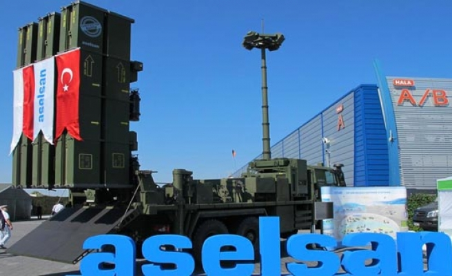 Turkey's Aselsan inks $44M comms deal with Ukraine