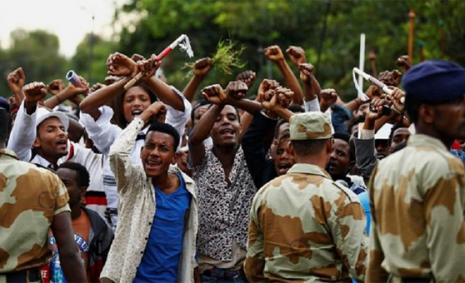 Ethiopia makes 11,000 state of emergency arrests