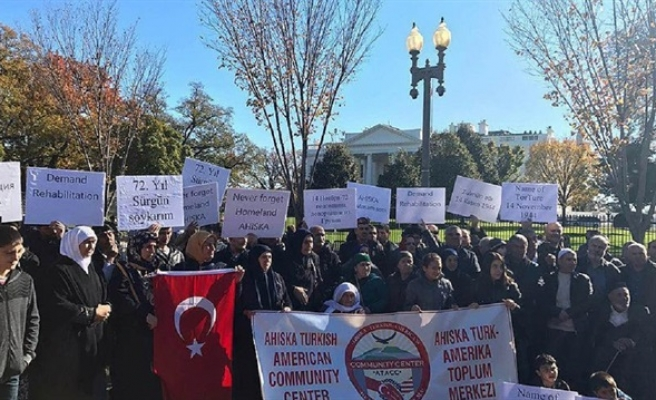 Ahiska Turks commemorate 72 years of exile
