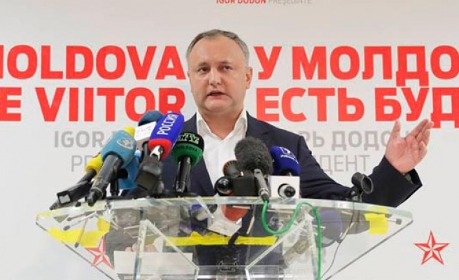 Pro-Russian candidate set to win Moldova presidency