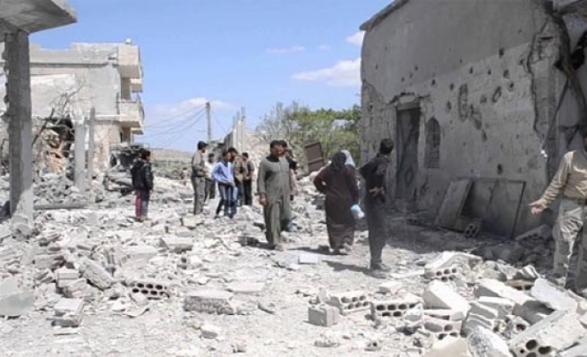 Syria calls chemical arms accusations 'campaign of lies'