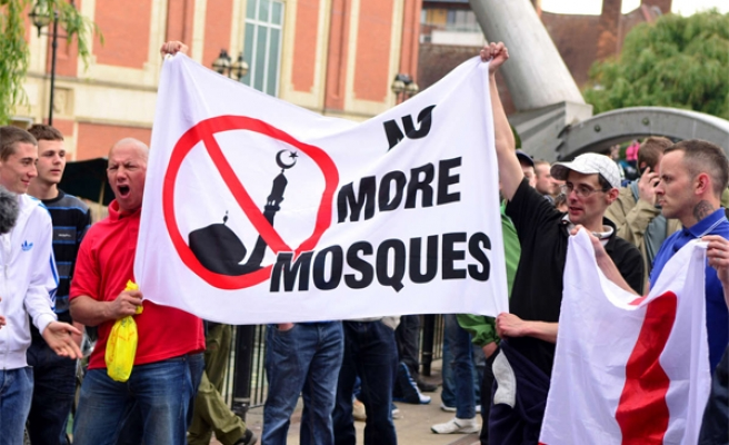 US hate crimes targeting Muslims up almost 70 percent