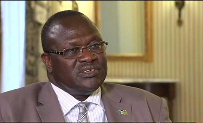 South Sudan rebel leader denied entry in Sudan