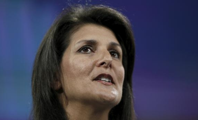 Trump taps Nikki Haley as US ambassador to UN
