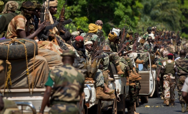 Fighting between militia leaves 16 dead in CAR