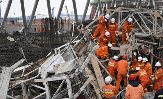 Death toll rises to 74 after China plant accident