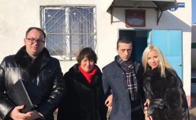 Crimean Tatar leader's son released from Russian prison