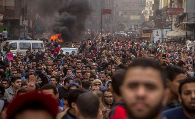 Egypt's top court slams parts of protest law unconstitutional