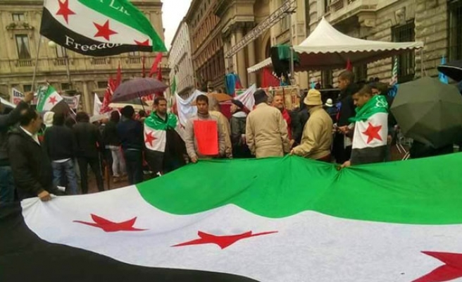 Activists planning peace march from Berlin to Aleppo