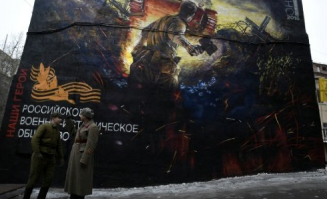 Russian film sparks fury over WWII inaccuracy