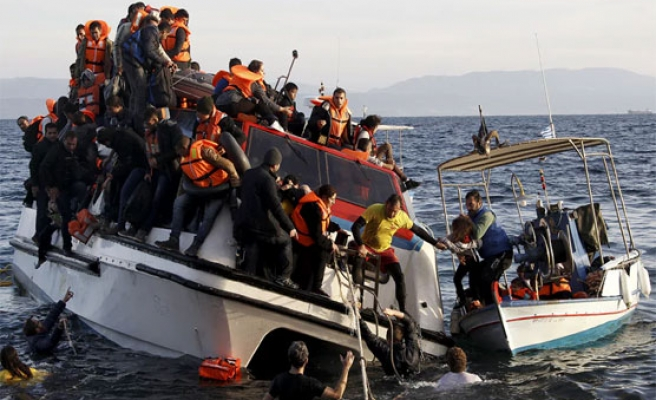 Almost 60 people missing after ship sinks off Yemen