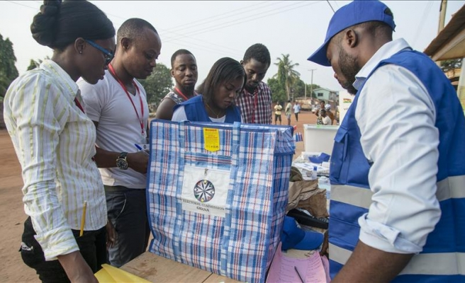 Ghana heads to the polls to elect president, MPs