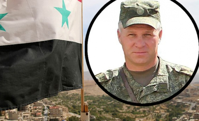 Russian army colonel dies after Aleppo rebel shelling
