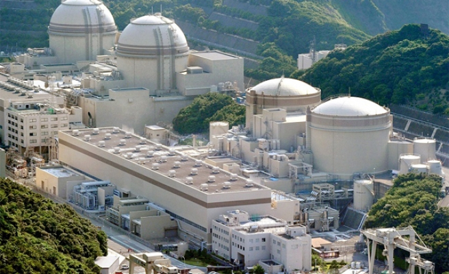 Japan switches on nuclear reactor after safety shutdown