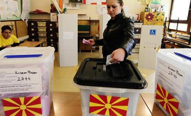 Macedonia opposition rejects election result