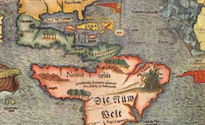 The ideology and historical legacy of world maps