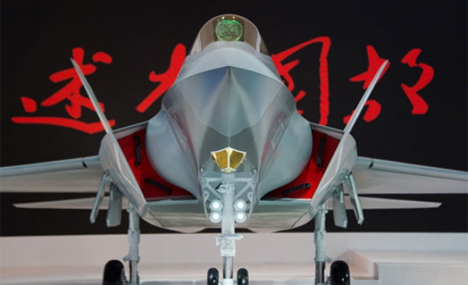 China tests new jet fighter prototype: report