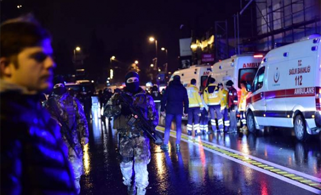 35 arrested so far in Istanbul nightclub terror attack