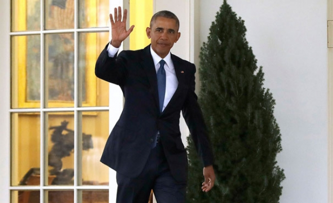 Barack Obama to spend a month in French Polynesia