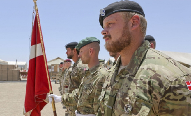 Denmark allows its soldiers to pursue IS in Syria