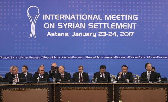 Cease-fire focus on first day of Syria peace talks