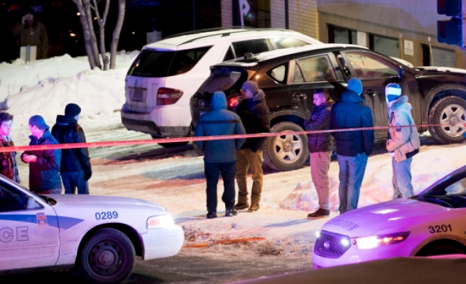 Canadian pleads not guilty in Quebec mosque shooting