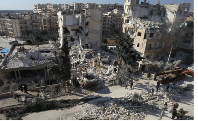 UN: Northwestern Syria continues to feel toll