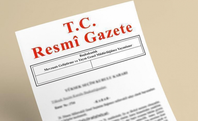 Turkey dismisses over 260 officials with new decree