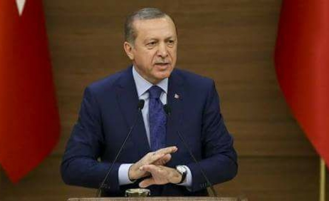 Erdogan says new 'Lawrences of Arabia' will not succeed