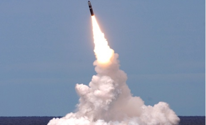 US detects 'probable' North Korean missile launch