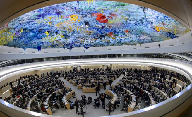 UN Rights Council adopts Manila's Rights report card