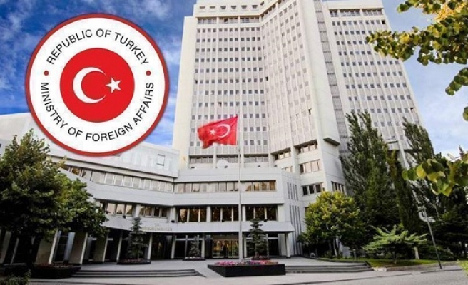 Turkey condemns Myanmar's use of disproportionate force