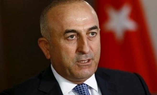 Turkey's foreign minister reiterates fight against PKK