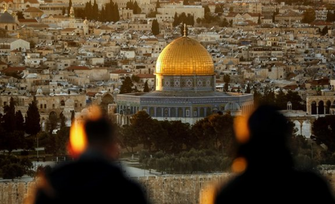 Russia voices 'serious concern' at US Jerusalem move