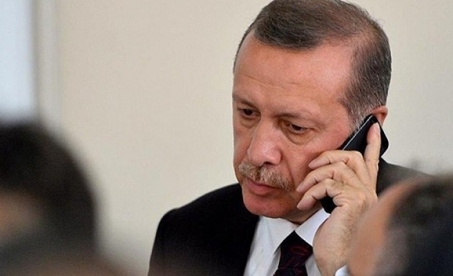 Erdogan, Abbas discuss Jerusalem over phone
