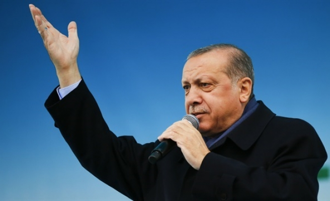 Next phase of Euphrates Shield to include Iraq: Erdogan