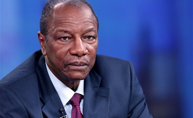 AU chairman urges 'peaceful' outcome in Togo