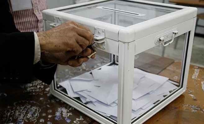 Turkish Cypriots head to ballot boxes Sunday