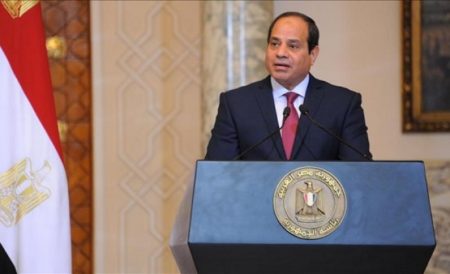 Egypt's al-Sisi will not seek third term as president